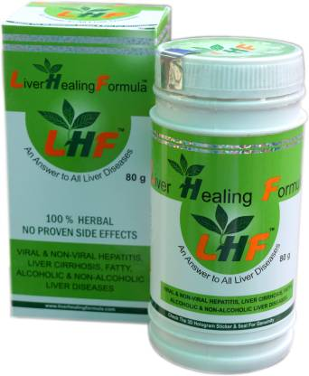 Liver Healing Formula LHF