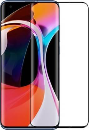 """Nillkin Edge To Edge Tempered Glass for Xiaomi Mi 10 / Xiaomi Mi 10 Pro (6.67"""" Inch) 3D DS+ Max"""