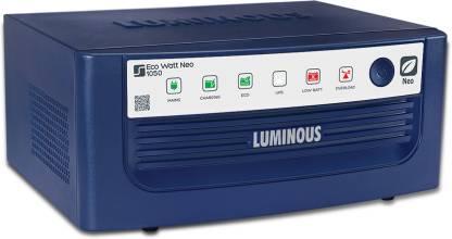 LUMINOUS Eco Watt Neo 1050 Square Wave Inverter