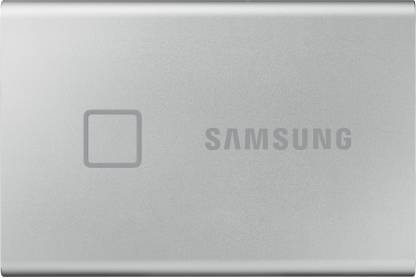 SAMSUNG T7 Touch 500 GB External Solid State Drive