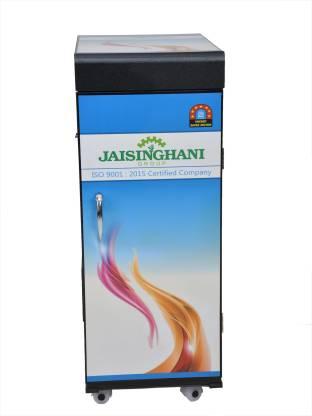 Jaisinghani Premium Blue Acrylic Door Fully Automatic Domestic Flour Mill for High Output | Best Atta Chakki Flourmill