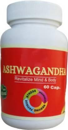 Ashwagandha Aryaman (Ashwa) : natural Immunity booster