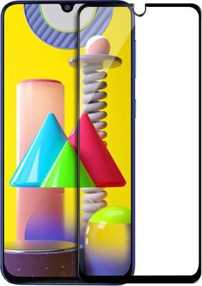 Flipkart SmartBuy Edge To Edge Tempered Glass for Samsung Galaxy F41, Samsung Galaxy M31