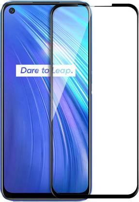Flipkart SmartBuy Edge To Edge Tempered Glass for Realme Narzo 20 Pro, Realme 7i, Realme 6i, Realme 7, Realme 6, Oppo A52