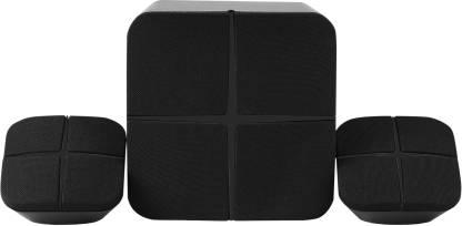 Noble Skiodo EM-3112FT 14 W Bluetooth Laptop/Desktop Speaker  (Black, 2.1 Channel)