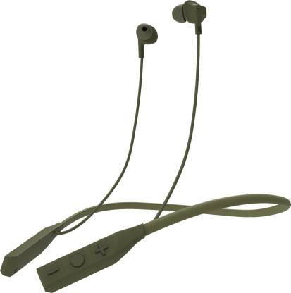 Wings Glide Neckband with Siri and Google Assistant Bluetooth Headset