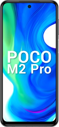 POCO M2 Pro (Two Shades of Black, 64 GB)  (4 GB RAM)