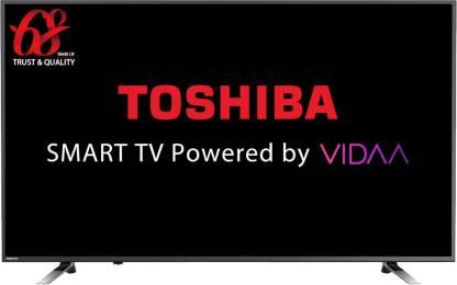 Toshiba 108cm (43 inch) Full HD LED Smart TV  with VIDAA OS