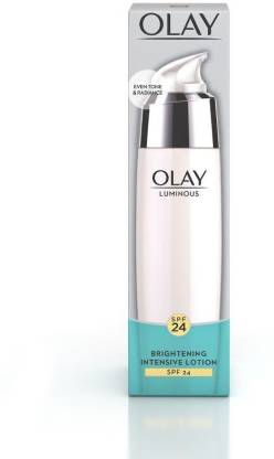OLAY Luminous Lotion: Brightening Intensive with SPF 24, 75 ml
