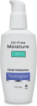 NEUTROGENA Oil-free Moisture SPF15