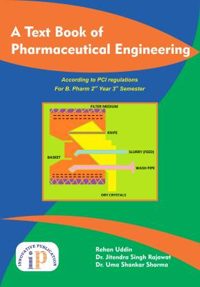 A Text Book of Pharmaceutical Engineering