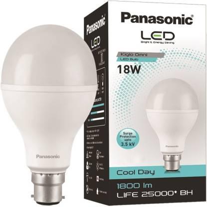 Panasonic 18 W Round B22 LED Bulb