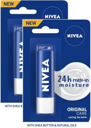 NIVEA Essential Care Lip Balm Crme