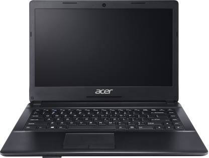 Acer One 14 Pentium Dual Core - (4 GB/1 TB HDD/Windows 10 Home) Z2-485 Thin and Light Laptop (14 inch, Black, 1.8 kg)
