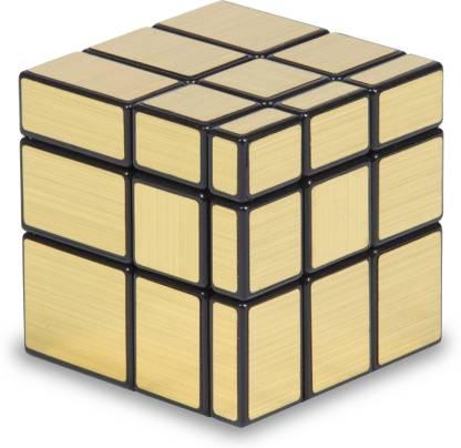 Miss & Chief Golden Mirror High Speed Magic Cube