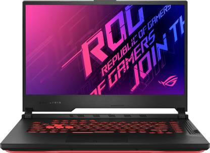 ASUS ROG Strix G15 Core i7 10th Gen - (8 GB/512 GB SSD/Windows 10 Home/4 GB Graphics/NVIDIA GeForce GTX 1650 Ti/144 Hz) G512LI-HN081T Gaming Laptop