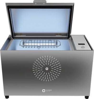Orient Electric UV Sanitech Sanitizer Box  (Silver, 34 L)
