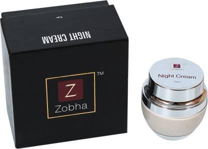 Zobha AGE DEFYING & REJUVENATING NIGHT CREAM