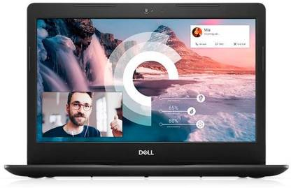 Dell Vostro Core i5 10th Gen - (8 GB/1 TB HDD/256 GB SSD/Windows 10 Home) Vostro 3491 Thin and Light Laptop