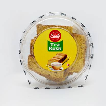 Olene Canto TEA RUSK CASHEW NUT flavored Cake Rusk