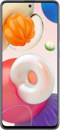 SAMSUNG Galaxy A51 (Haze Crush Silver, 128 GB)