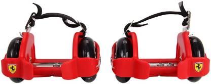 Ferrari Flashing Wheels