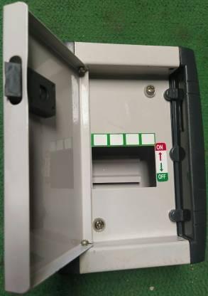 lightstation LS 6way new MCB BOX Double Door Distribution Board