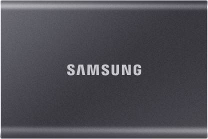 SAMSUNG T7 2 TB External Solid State Drive