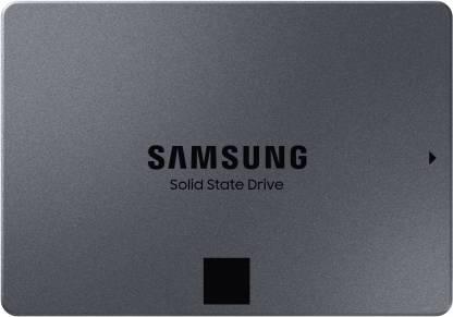SAMSUNG 870 QVO 1 TB Laptop, Desktop Internal Solid State Drive (MZ-77Q1T0BW)