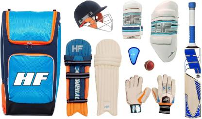HF DYNAMICS FULL SIZE ( IDEAL FOR 15-21 YEARS ) COMPLETE Cricket Kit