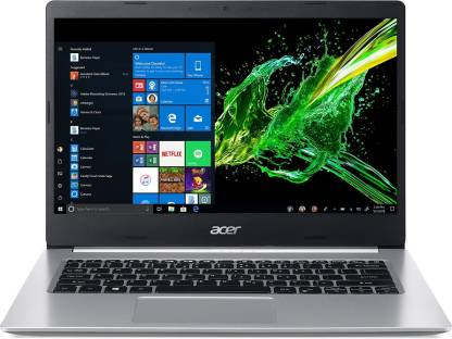 Acer Aspire 5 Core i5 10th Gen - (8 GB/512 GB SSD/Windows 10 Home) A514-53-59U1 Thin and Light Laptop