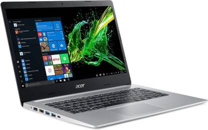 Acer Aspire 5 Core i5 10th Gen - (8 GB/512 GB SSD/Windows 10 Home) A514-53-59U1 Thin and Light Laptop  (14 inch, Pure Silver, 1.50 kg) EMI Starts at