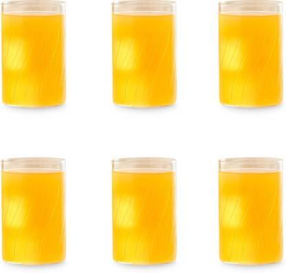 BOROSIL (Pack of 6) BN430120026 Glass Set