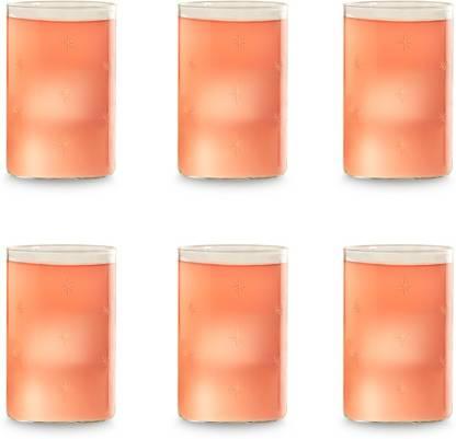 BOROSIL (Pack of 6) BN430120034 Glass Set