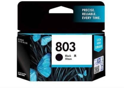 GENUINE HP 803 Black Ink Cartridge
