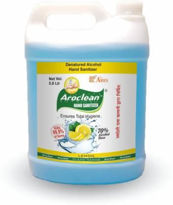 AROCLEAN HAND SANITIZER Hand Sanitizer Can
