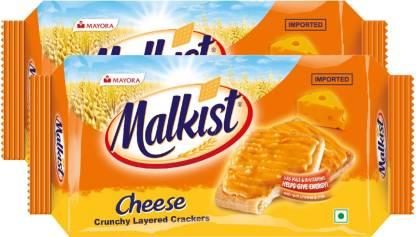 Malkist Cheese Cream Cracker Biscuit