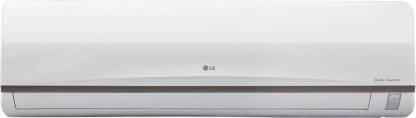 LG 1.5 Ton 3 Star Split Inverter AC  - White