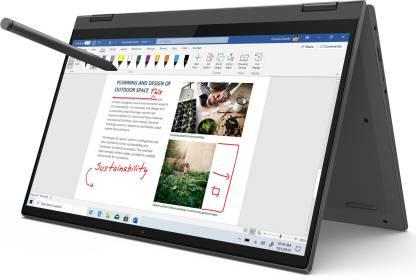 Lenovo Ideapad Flex 5 Core i3 10th Gen - (4 GB/256 GB SSD/Windows 10 Home) 14IIL05 2 in 1 Laptop