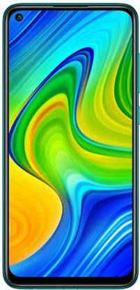 Redmi Note 9 (Aqua Green, 64 GB)