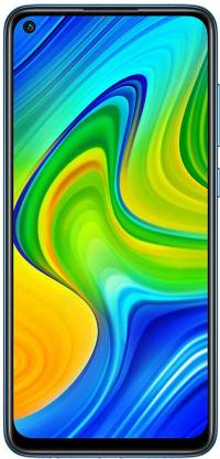 Redmi Note 9 (Pebble Grey, 128 GB)