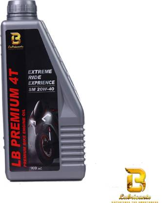 LB PREMIUM 4T ENGINE OIL PREMIUM 4T ENGINE OIL 900 ML. Full-Synthetic Engine Oil