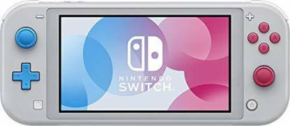 Nintendo Switch Lite - Zacian and Zamazenta Edition 32 GB (Grey)