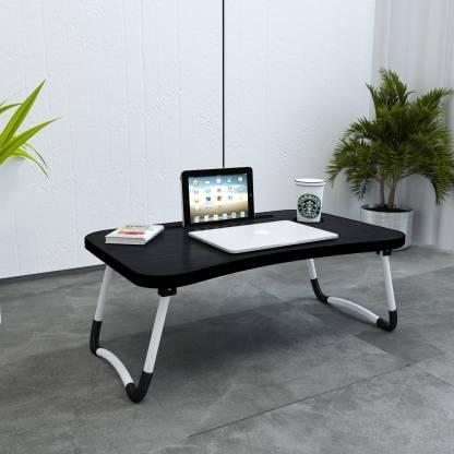 FURNITURE MAMA Sergio Wood Portable Laptop Table