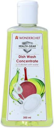 WONDERCHEF Health Gear Concentrate Dish Cleaning Gel