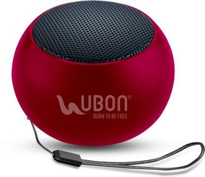 Ubon SP-6810 Minitone Portable Bluetooth Speaker 5 W Bluetooth Speaker