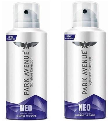 PARK AVENUE NEO Deodorant Spray  -  For Men & Women