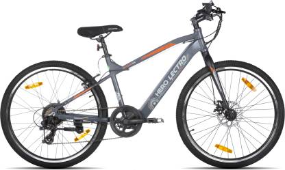 Hero Lectro Clix 26T 7S 26 inches Lithium-ion (Li-ion) Electric Cycle