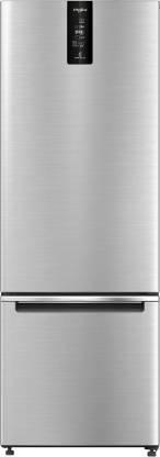 Whirlpool 355 L Frost Free Double Door Bottom Mount 3 Star Refrigerator