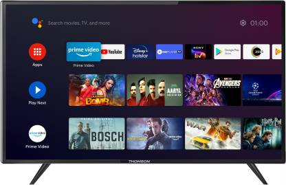 Thomson 9R Series 108cm (43 inch) Ultra HD (4K) LED Smart Android TV
